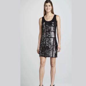 New Cluny sequin sheath dress size 14 NWT $388